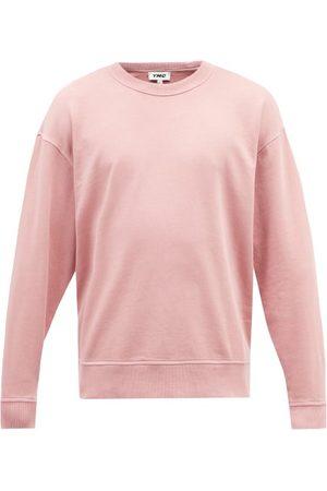YMC Daisy Loopback Cotton-jersey Sweatshirt - Mens