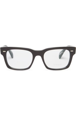 Oliver Peoples Ryce Square Acetate Glasses - Mens