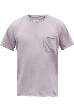 RAG&BONE Miles Organic Cotton-jersey T-shirt - Mens - Light