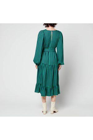 Kitri Women Midi Dresses - Women's Alana Check Dress