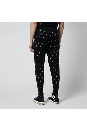 Polo Ralph Lauren Men's Liquid Cotton Printed Slim Jogger Pants