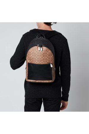 Coach Men's Metropolitan Soft Backpack In Signature Colourblock