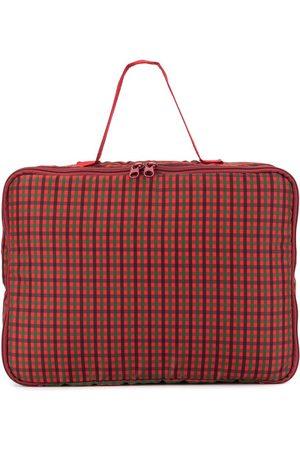 Familiar Baby Changing Bags - Plaid print changing bag