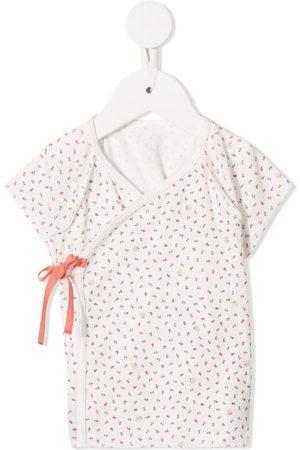 Familiar Baby Blouses - Floral pattern blouse