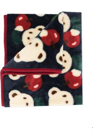 Familiar Girls Scarves - Bear print scarf
