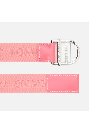 Tommy Jeans Women Belts - Women's Tjw Webbing Essential Belt