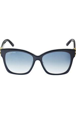 BALENCIAGA Dynasty Round Acetate Sunglasses