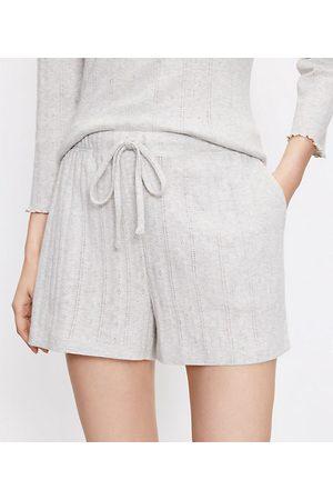 Loft Women Pajamas - Pointelle Pajama Shorts