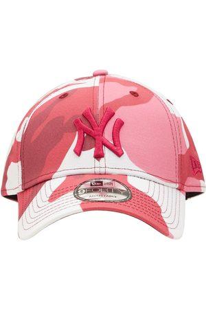 New Era Camo Ny Yankees 9forty Baseball Hat