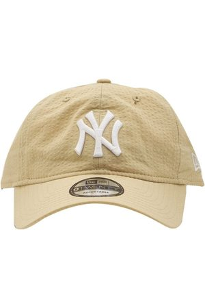 New Era Seersucker Ny Yankees Baseball Hat