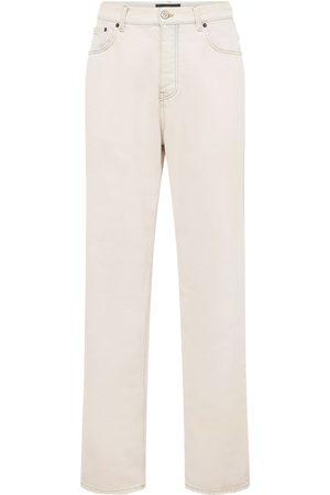 Balenciaga Cotton Denim Jeans
