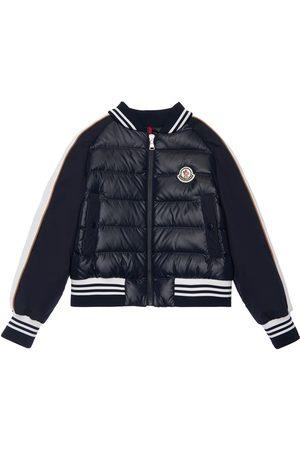 Moncler Bilheran Cotton & Nylon Down Jacket