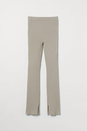 H & M Rib-knit Pants