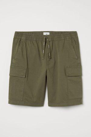 H&M Cotton Cargo Shorts