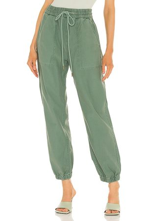 Citizens of Humanity Ameline Utility Jogger in Sage.