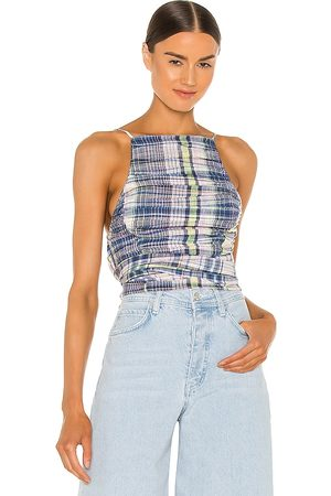 Free People Real Love Plaid Tank in .