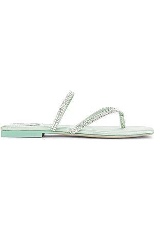 Jeffrey Campbell Venzie 2 Sandal in Mint.