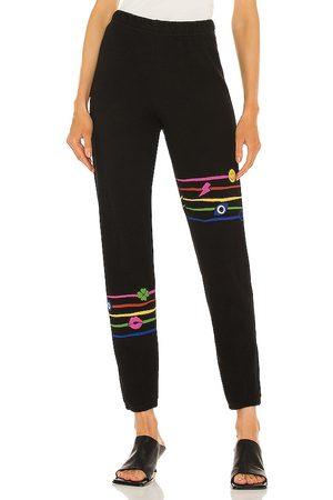 LAUREN MOSHI Brynn Elements Rainbow Sweatpants in .