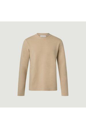 Samsøe Samsøe Gunan crew neck sweater Humus Samsoe - Samsoe