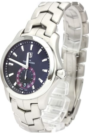 Tag Heuer Stainless Steel Link WJF211D Automatic Men's Wristwatch 39 MM