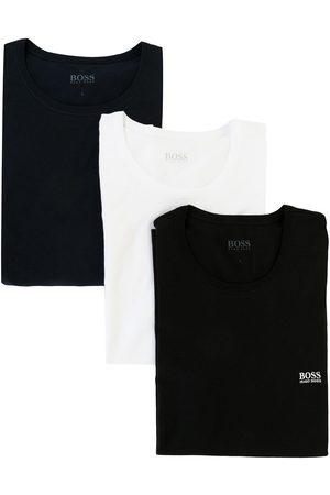 BOSS Men T-shirts - 3-pack cotton T-shirt set
