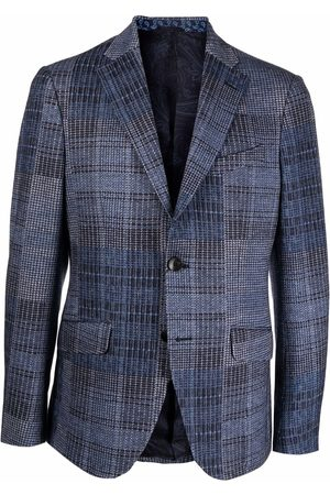ETRO Jacquard jersey tailored jacket
