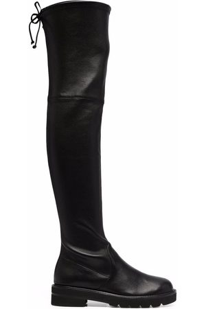 Stuart Weitzman Women Thigh High Boots - Lowland thigh-high 40mm boots