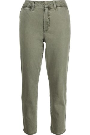 Paige Romy low-rise cargo pants