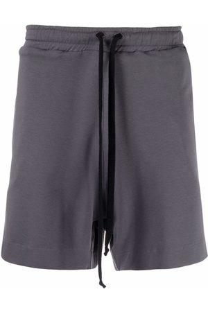 Alchemy Drawstring track shorts - Grey