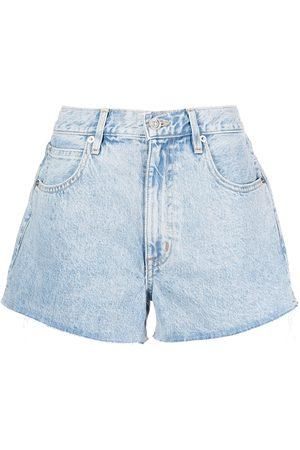 SLVRLAKE Women Shorts - Farrah short-time worn shorts