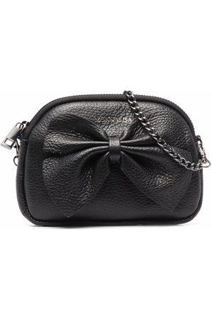 Monnalisa Bow-embellished shoulder bag