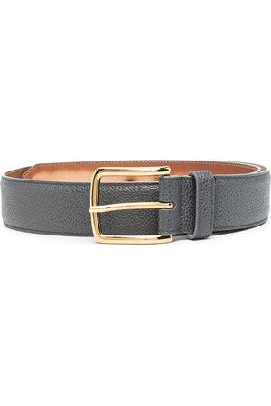 Thom Browne 4-Bar buckle belt - Grey