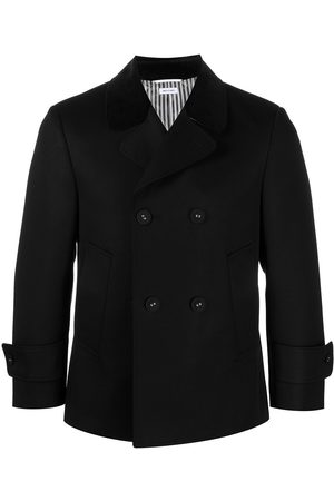 Thom Browne Double-breasted wool jacket