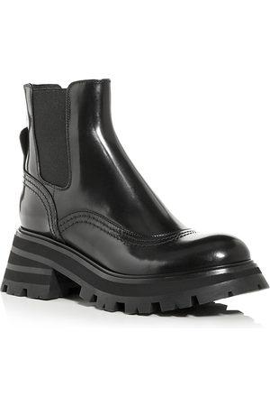 Alexander Mcqueen Women Heeled Boots - Women's Wander Platform Chelsea Boots