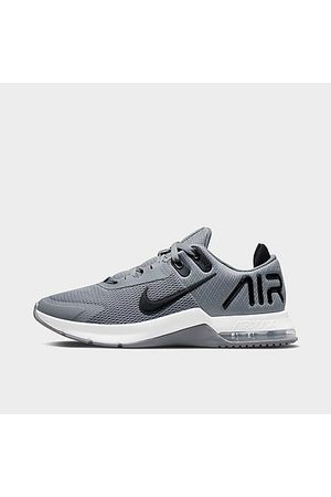 Nike Men's Air Max Alpha Trainer 4 Training Shoes in Grey/Cool Grey Size 8.0
