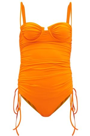Isa Boulder Nina Ruched Swimsuit - Womens