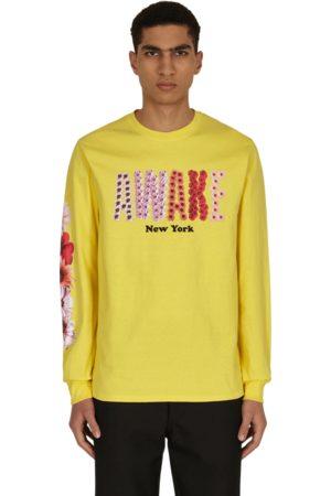 AWAKE NY Bloom logo longsleeve t-shirt S