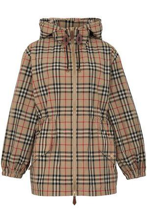Burberry Women Parkas - Windbreaker jacket