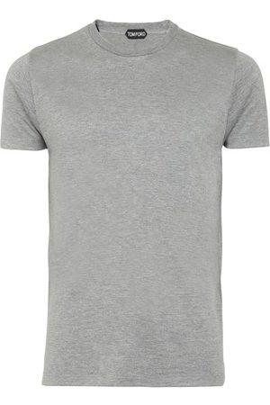 Tom Ford Men Short Sleeve - Fluid T-shirt
