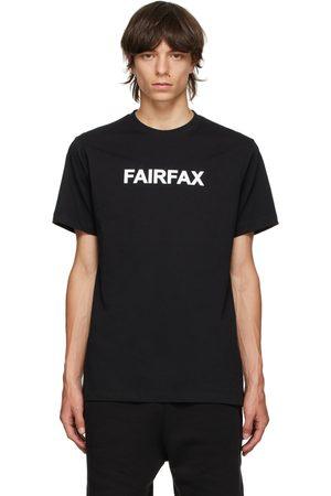 424 Men T-shirts - Black 'Fairfax' T-Shirt