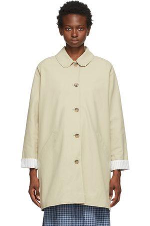 A.P.C. Beige Lou Coat
