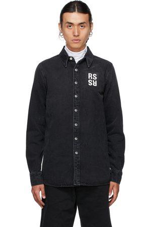 Raf Simons Denim Slim Fit Shirt