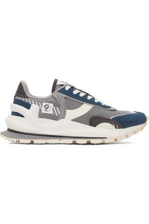 Li-Ning Grey & Navy Cosmos Sneakers