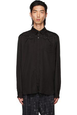 Undercover Men Shirts - Cotton Western Shirt
