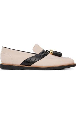 Human Recreational Services Men Loafers - Pink Velvet Del Rey Loafers