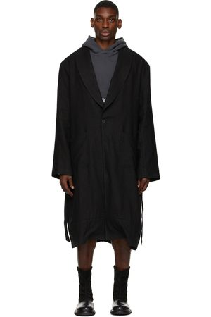 Mr. Saturday Linen 'Where Life Is Just A State Of Mind' Robe