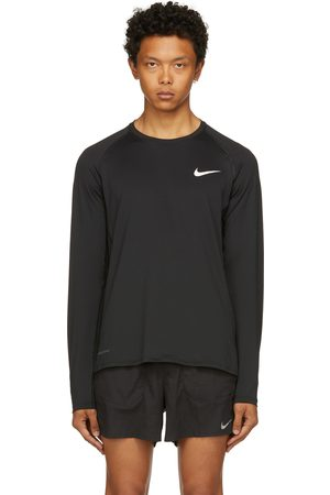 Nike Black Pro Long Sleeve T-Shirt