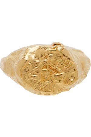 Alighieri The Aquarius' Signet Ring