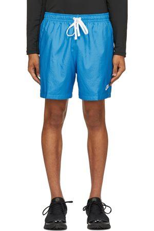 Nike Blue Flow Woven Shorts