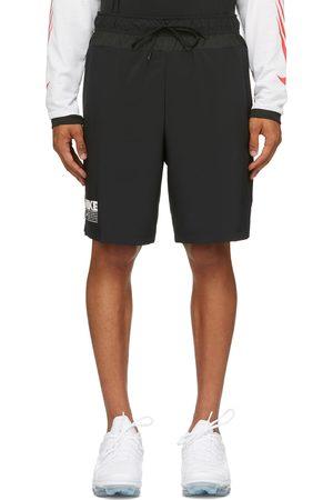 Nike Black Graphic Flex Training Shorts